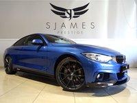 2014 BMW 4 SERIES 2.0 428I M SPORT 2d AUTO 242 BHP £18990.00