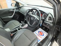 USED 2012 61 VAUXHALL ASTRA 1.7 SE CDTI ECOFLEX S/S 5d 108 BHP
