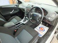 USED 2012 12 FORD MONDEO 2.0 ZETEC TDCI 5d AUTO 138 BHP