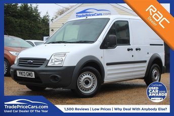 2013 FORD TRANSIT CONNECT}