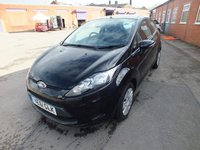 USED 2011 61 FORD FIESTA 1.6 ECONETIC TDCI 3d 94 BHP
