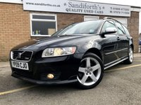 2009 VOLVO V50 2.0 SPORT D 5d ESTATE, 8 SERVICES, ONLY 2 FORMER KEEPERS  £4990.00