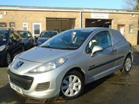 USED 2011 11 PEUGEOT 207 1.4 HDI PROFESSIONAL 3d 68 BHP NEW MOT-PRICE PLUS VAT