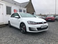 2014 VOLKSWAGEN GOLF GTI [Performance Pack] 2.0 TSI DSG 3dr ( 230 bhp ) £18995.00