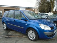 USED 2007 07 RENAULT GRAND SCENIC 1.5 PRIVILEGE DCI 7STR 5d 106 BHP TOP SPEC INC LEATHER AND GLASS ROOF