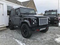 2015 LAND ROVER DEFENDER 90 XS Station Wagon [Bowler Spec] 2.2 TD ( 160 bhp ) £42995.00