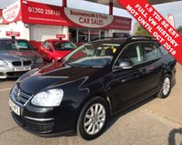 2009 VOLKSWAGEN GOLF 1.9 SE TDI ESTATE 103 BHP £4495.00