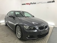 USED 2009 BMW 3 SERIES 3.0 335D M SPORT 2d 282 BHP *** FULL LEATHER HEATED SEATS ***