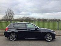 2015 BMW 1 SERIES 3.0 M135I 5d AUTO 322 BHP £19995.00