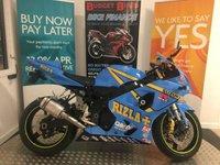 2004 SUZUKI GSXR600 599cc GSXR 600 K4  £3690.00