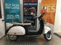 2015 AJS MODENA 125cc MODENA 125  £1290.00