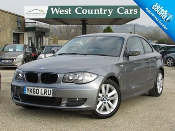 2010 BMW 1 SERIES 2.0 118D SE 2d 141 BHP £9000.00