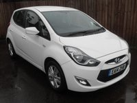 USED 2014 14 HYUNDAI IX20 1.6 ACTIVE 5d AUTOMATIC ONE PRIVATE OWNER FROM NEW NO DEPOSIT  FINANCE ARRANGED, APPLY HERE NOW