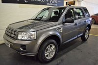 USED 2010 60 LAND ROVER FREELANDER 2 2.2 TD4 S 5d 150 BHP 4x4
