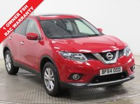 USED 2014 64 NISSAN X-TRAIL 1.6 DCI ACENTA 5d 130 BHP ***1 Owner, Full Service History, Privacy Glass, Glass Roof, Parking Sensors, Bluetooth, Free RAc Warranty and Free RAC Breakdown Cover***