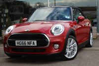 USED 2016 66 MINI CONVERTIBLE 1.5 COOPER D 2d 114 BHP