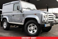 USED 2011 02 LAND ROVER DEFENDER 2.4 90 TD HARD TOP 1d 121 BHP
