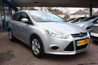 USED 2013 13 FORD FOCUS 1.6 EDGE ECONETIC TDCi 5dr ESTATE ZERO DEPOSIT FINANCE AVAILABLE - SUPERB RATES