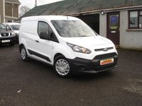 2014 FORD TRANSIT CONNECT 1.6 200 P/V 75 BHP £5950.00