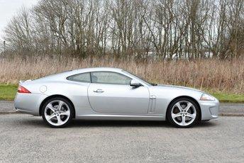 2011 JAGUAR XK 5.0 V8 XK PORTFOLIO 2d AUTO £20990.00
