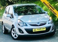 USED 2013 63 VAUXHALL CORSA 1.4 SXI AC 5d 98 BHP ANY INSPECTION WELCOME ---- ALWAYS SERVICED ON TIME EVERY TIME AND SERVICED MAINLY BY SAME DEALERSHIP THROUGHOUT ITS LIFE,NO EXPENSE SPARED, KEPT TO A VERY HIGH STANDARD THROUGHOUT ITS LIFE, A REAL TRIBUTE TO ITS PREVIOUS OWNER, LOOKS AND DRIVES REALLY NICE IMMACULATE CONDITION THROUGHOUT, MUST BE SEEN FOR THE PRICE BARGAIN BE QUICK, 6 MONTHS WARRANTY AVAILABLE,DEALER FACILITIES,WARRANTY,FINANCE,PART EX,FIRST TO SEE WILL BUY BARGAIN
