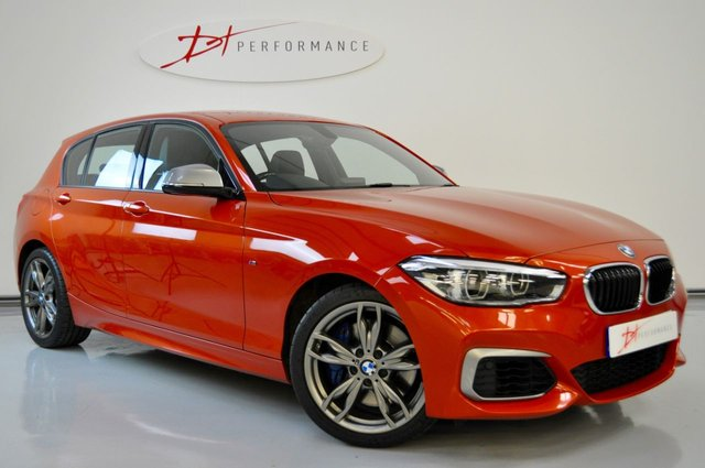 2015 65 BMW 1 SERIES 3.0 M135I 5d 322 BHP LCI FACELIFT RARE COLOUR