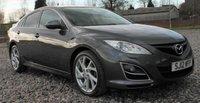 2012 MAZDA 6 2.2 D SPORT 5d 180 BHP £4895.00