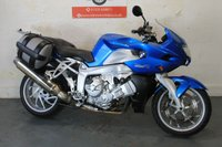 USED 2008 08 BMW K1200R Sport FSH, Finance available, Free Delivery.