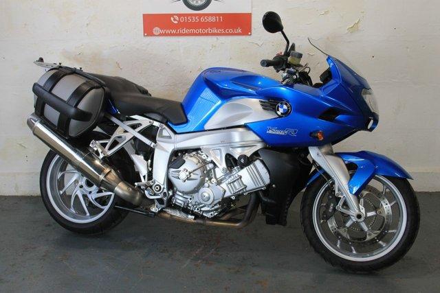 2008 08 BMW K1200R Sport