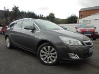 USED 2011 60 VAUXHALL ASTRA 1.6 SE 5d 113 BHP ***CRUISE CONTROL***