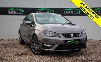 2015 SEAT IBIZA 1.2 TSI FR 3d 104 BHP £7750.00