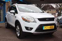 USED 2010 60 FORD KUGA 2.0 ZETEC TDCI 4WD 5dr 138 BHP 2 OWNERS | TOW BAR | PRIVACY GLASS