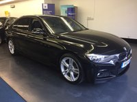 2013 BMW 3 SERIES 2.0 320D M SPORT 4d AUTO 181 BHP £14495.00