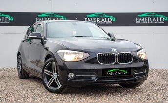 2014 BMW 1 SERIES 1.6 116I SPORT 5d 135 BHP £10950.00