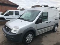 2012 FORD TRANSIT CONNECT 1.8 T230 HR VDPF 1d 89 BHP £4950.00