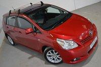 2011 TOYOTA VERSO 2.0 T SPIRIT D-4D 5d 125 BHP £8750.00