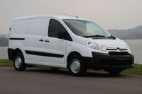 2014 CITROEN DISPATCH 1.6 1000 L1H1 ENTERPRISE HDI VAN PLUS VAT  £6747.00