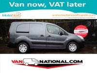 2013 CITROEN BERLINGO 1.6 725 X HDI  90 BHP L2 FACTORY CREWVAN LWB (Air con Rock and roll seats) £6750.00