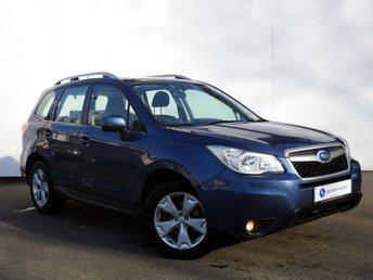 2013 SUBARU FORESTER 2.0 D XC 5d 145 BHP £12995.00