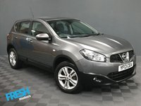USED 2013 13 NISSAN QASHQAI 1.6 ACENTA IS DCI 5d  * 0% Deposit Finance Available