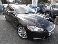 2011 JAGUAR XF 3.0 V6 PREMIUM LUXURY 4d AUTO 240 BHP £8000.00