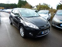 USED 2011 11 FORD FIESTA 1.25 ZETEC THIS VEHICLE IS AT SITE 1 - TO VIEW CALL US ON 01903 892224