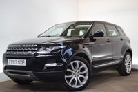 USED 2014 63 LAND ROVER RANGE ROVER EVOQUE 2.2 SD4 PURE TECH 5d AUTO 190 BHP ESTATE