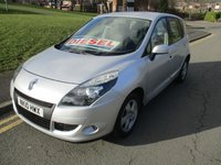 2010 RENAULT SCENIC 1.5 DYNAMIQUE TOMTOM DCI 5d 105 BHP £SOLD
