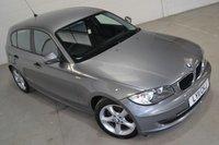 2011 BMW 1 SERIES 2.0 116D SPORT 5d 114 BHP £7750.00