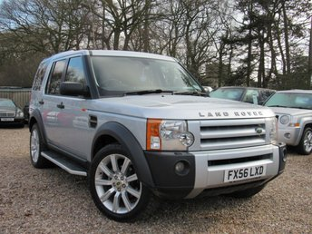 2006 LAND ROVER DISCOVERY 2.7 3 TDV6 S 5d AUTO 188 BHP £7490.00