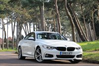2014 BMW 4 SERIES 2.0 428I M SPORT COUPE 242 BHP £SOLD