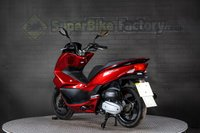 USED 2015 65 HONDA PCX125 EX2-F 125CC 0% DEPOSIT FINANCE AVAILABLE GOOD & BAD CREDIT ACCEPTED, OVER 500+ BIKES IN STOCK