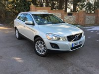 2009 VOLVO XC60 2.4 D SE LUX AWD 5d 163 BHP PLEASE CALL TO VIEW £SOLD