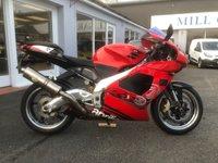2003 APRILIA RSV 998cc RSV 1000 R   new tyres 12 mot £2395.00